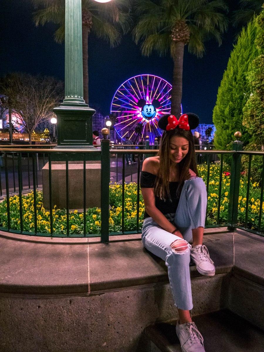 Andrea Mickey night