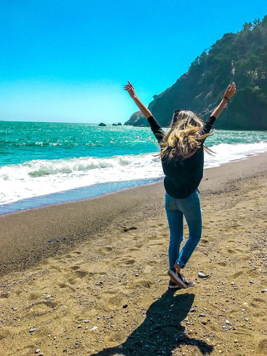 San Fran beach 2
