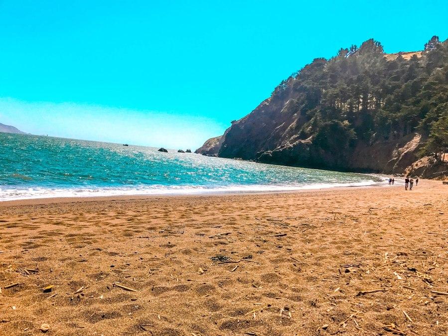 San Fran beach