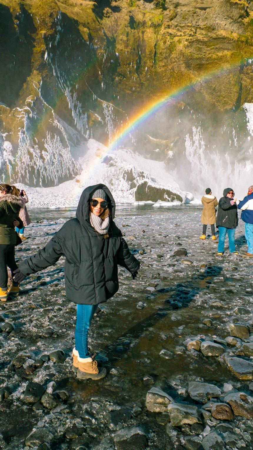 Andrea rainbow