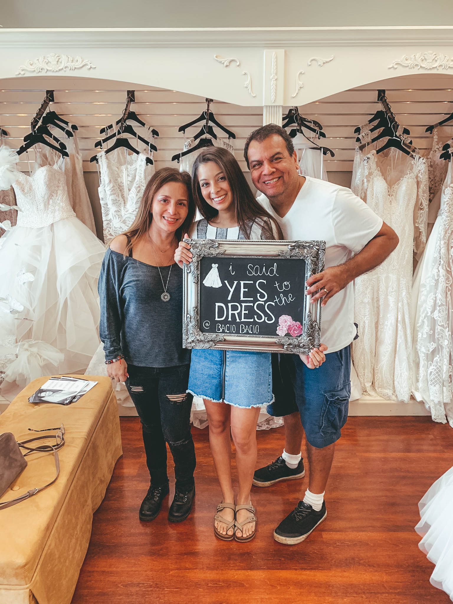 My Top 8 Tips for any First Time Wedding Dress Shoppers